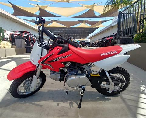 2020 Honda CRF50F in Ontario, California - Photo 5