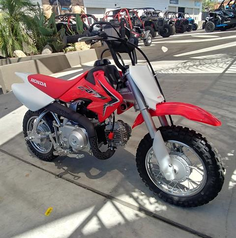 2020 Honda CRF50F in Ontario, California - Photo 7