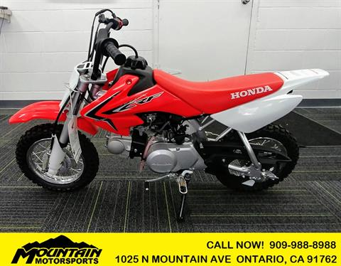 2020 Honda CRF50F in Ontario, California