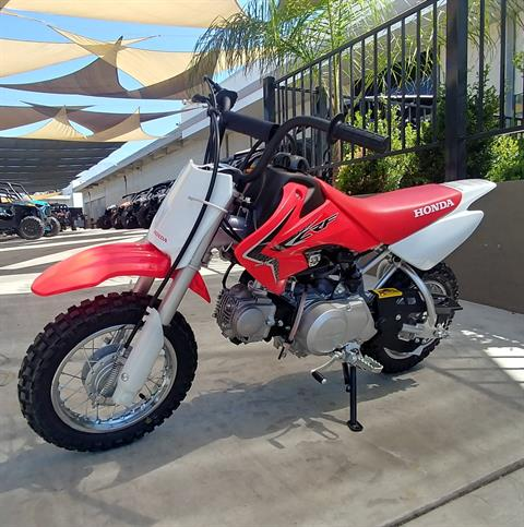 2020 Honda CRF50F in Ontario, California - Photo 3