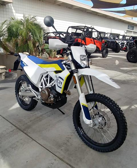 2019 Husqvarna 701 Enduro in Ontario, California - Photo 3