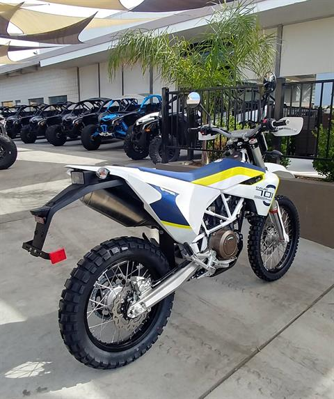2019 Husqvarna 701 Enduro in Ontario, California - Photo 4