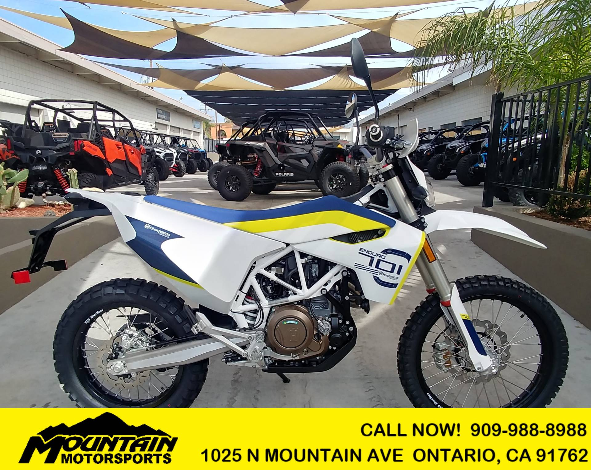 2019 Husqvarna 701 Enduro in Ontario, California - Photo 1