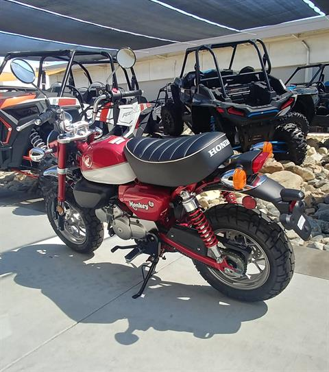 2019 Honda Monkey in Ontario, California - Photo 4
