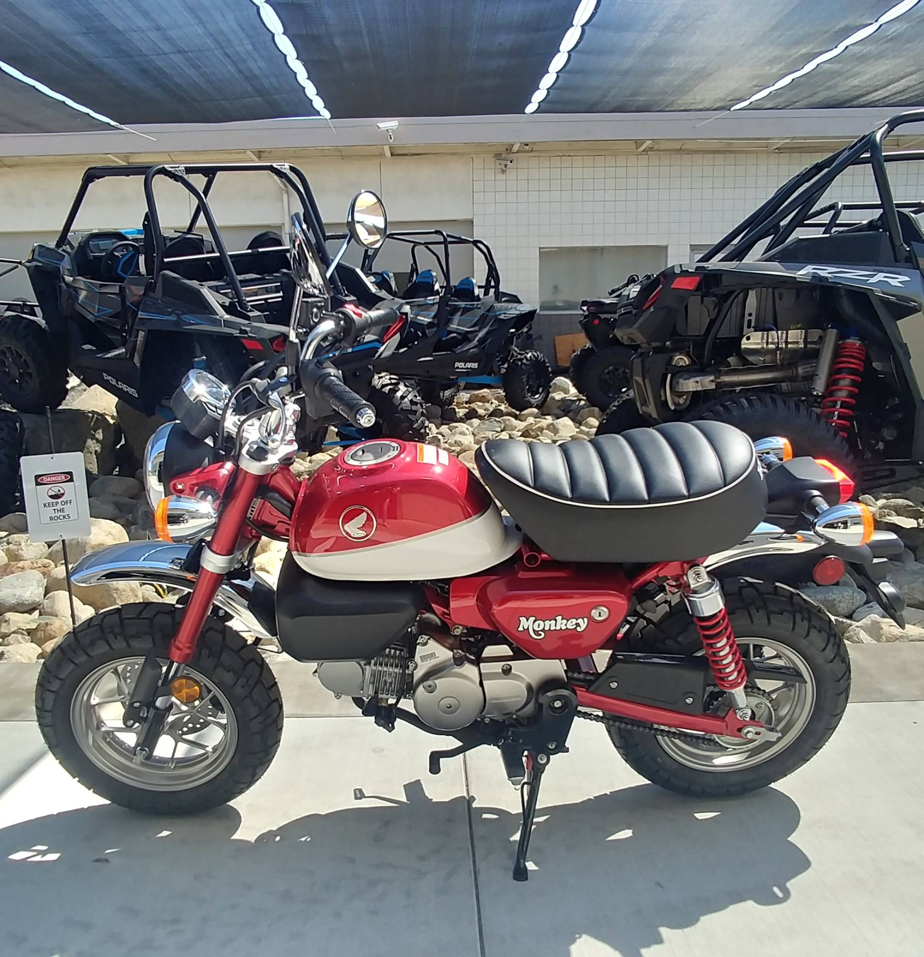 2019 Honda Monkey in Ontario, California - Photo 2