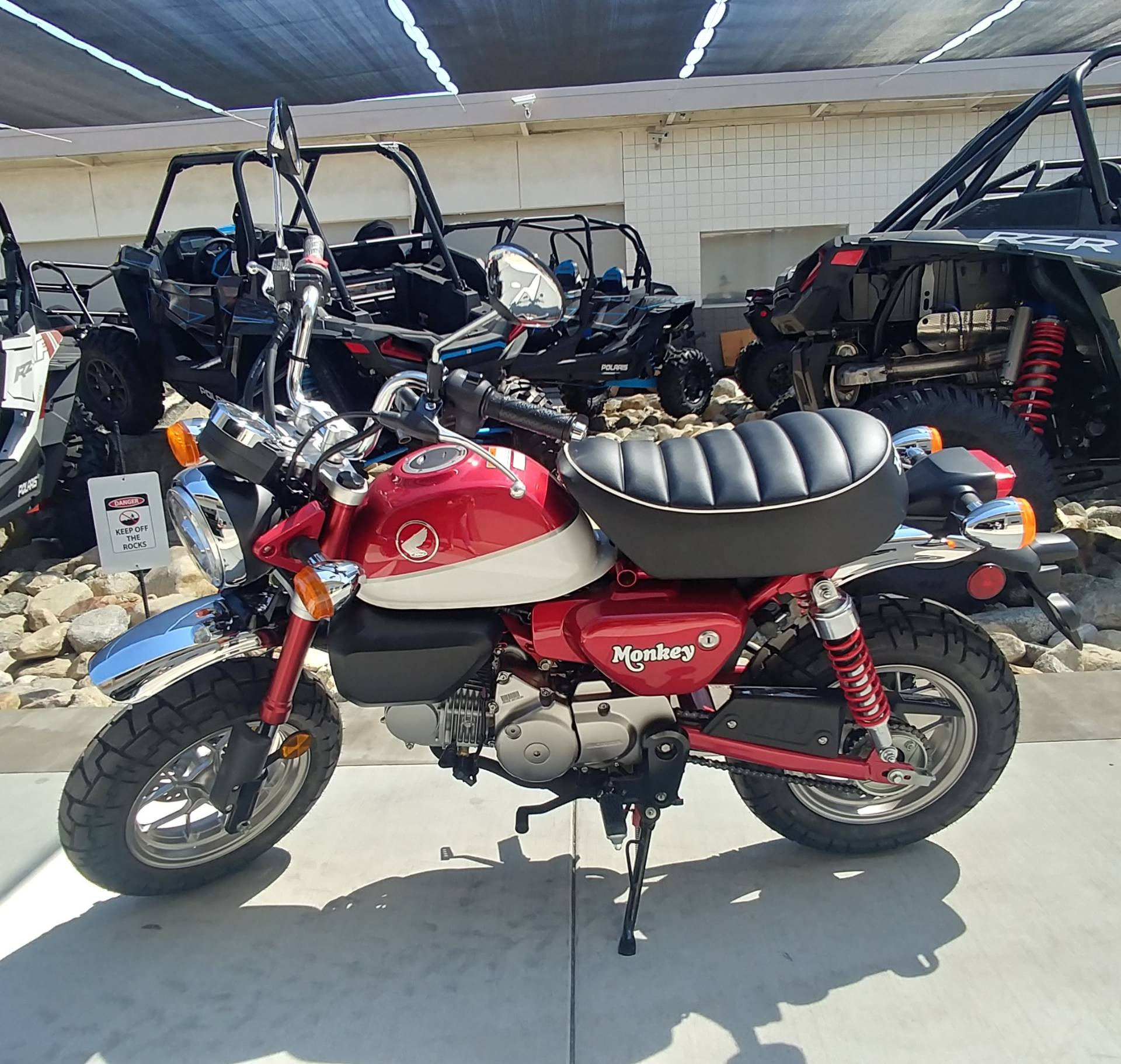 2019 Honda Monkey in Ontario, California - Photo 5