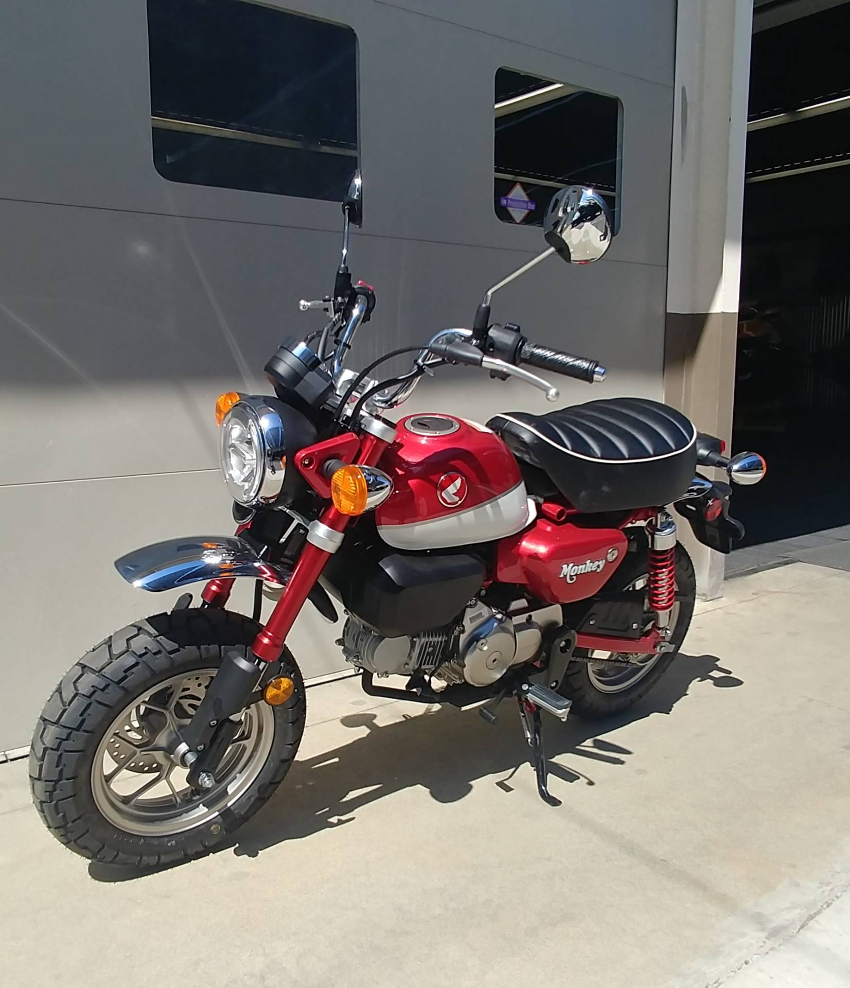 2019 Honda Monkey in Ontario, California - Photo 7