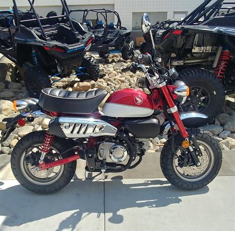 2019 Honda Monkey in Ontario, California - Photo 9