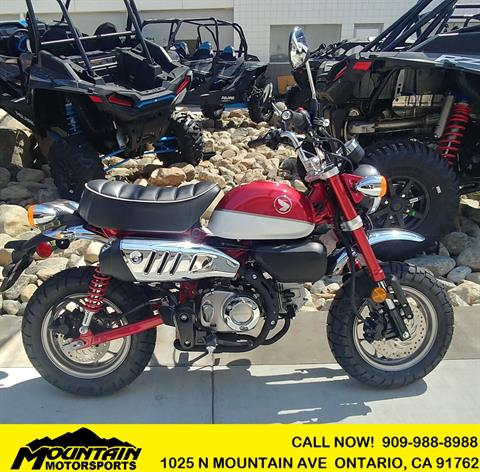 2019 Honda Monkey in Ontario, California - Photo 1