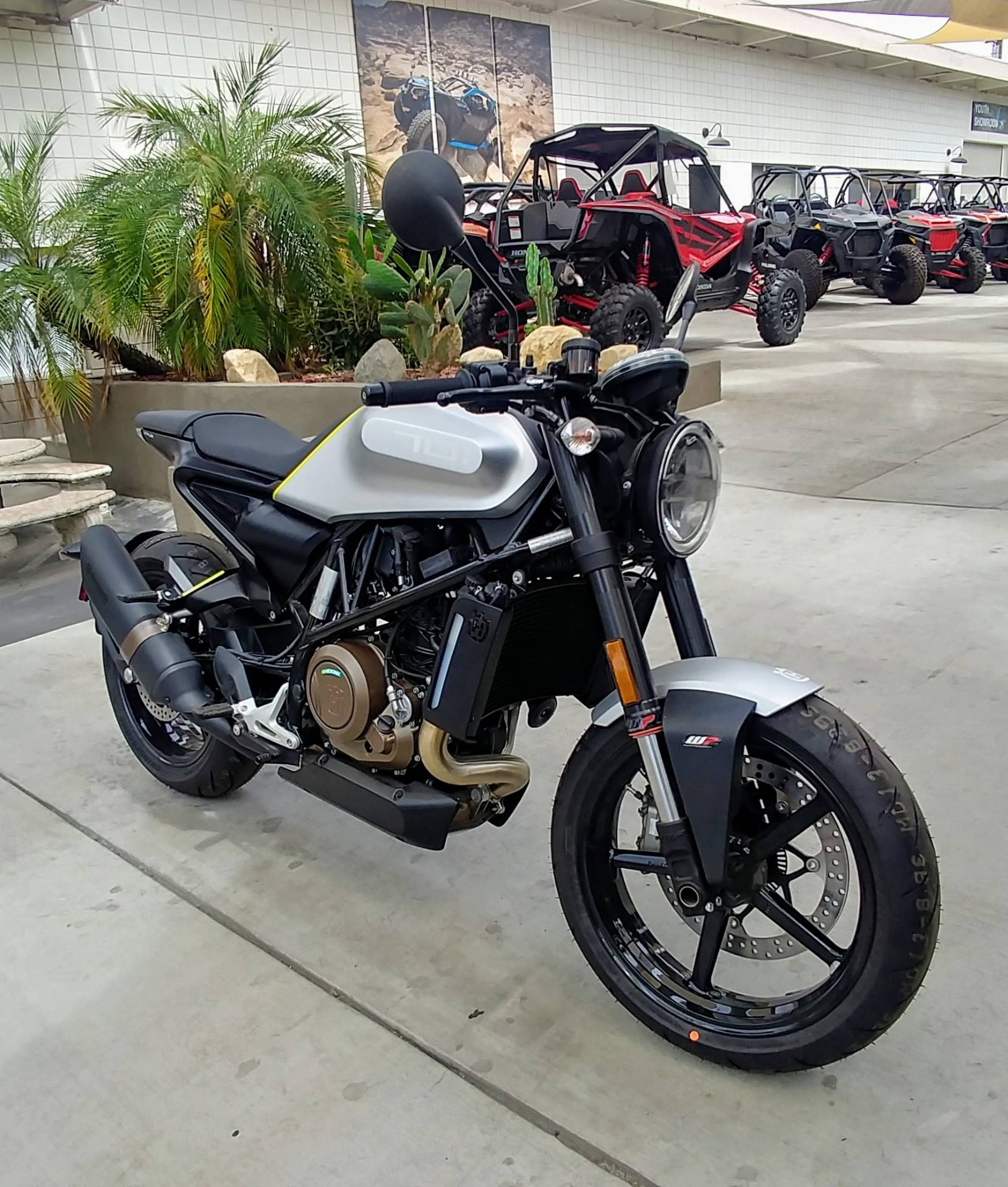 2018 Husqvarna Vitpilen 701 in Ontario, California - Photo 3
