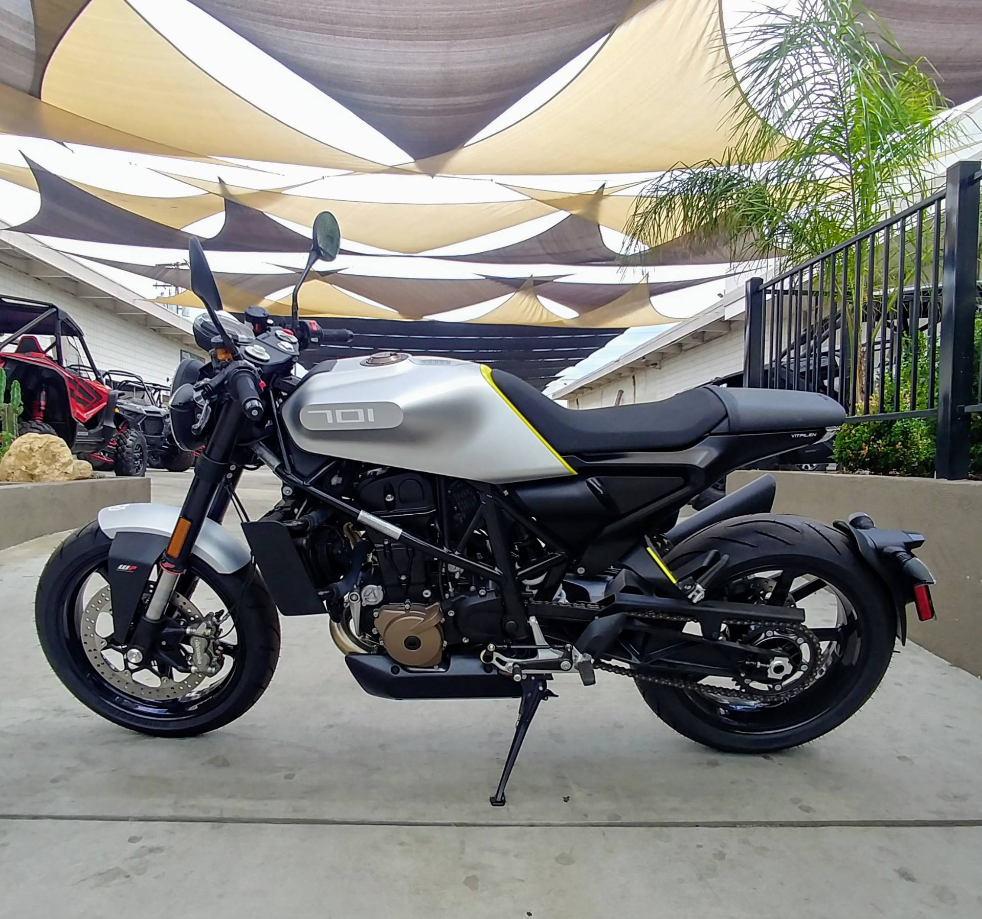 2018 Husqvarna Vitpilen 701 in Ontario, California - Photo 6