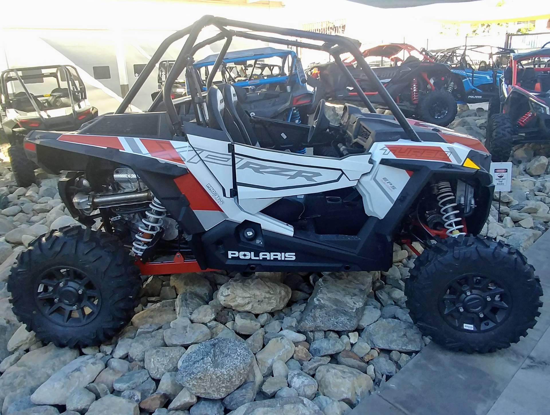 2019 Polaris RZR XP Turbo 1