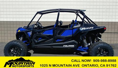 2019 Polaris RZR XP 4 Turbo S in Ontario, California - Photo 1