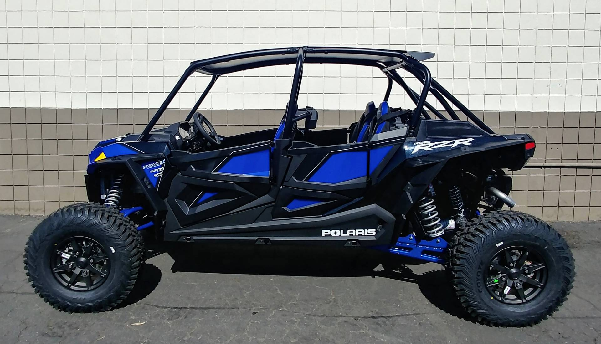 2019 Polaris RZR XP 4 Turbo S in Ontario, California - Photo 2