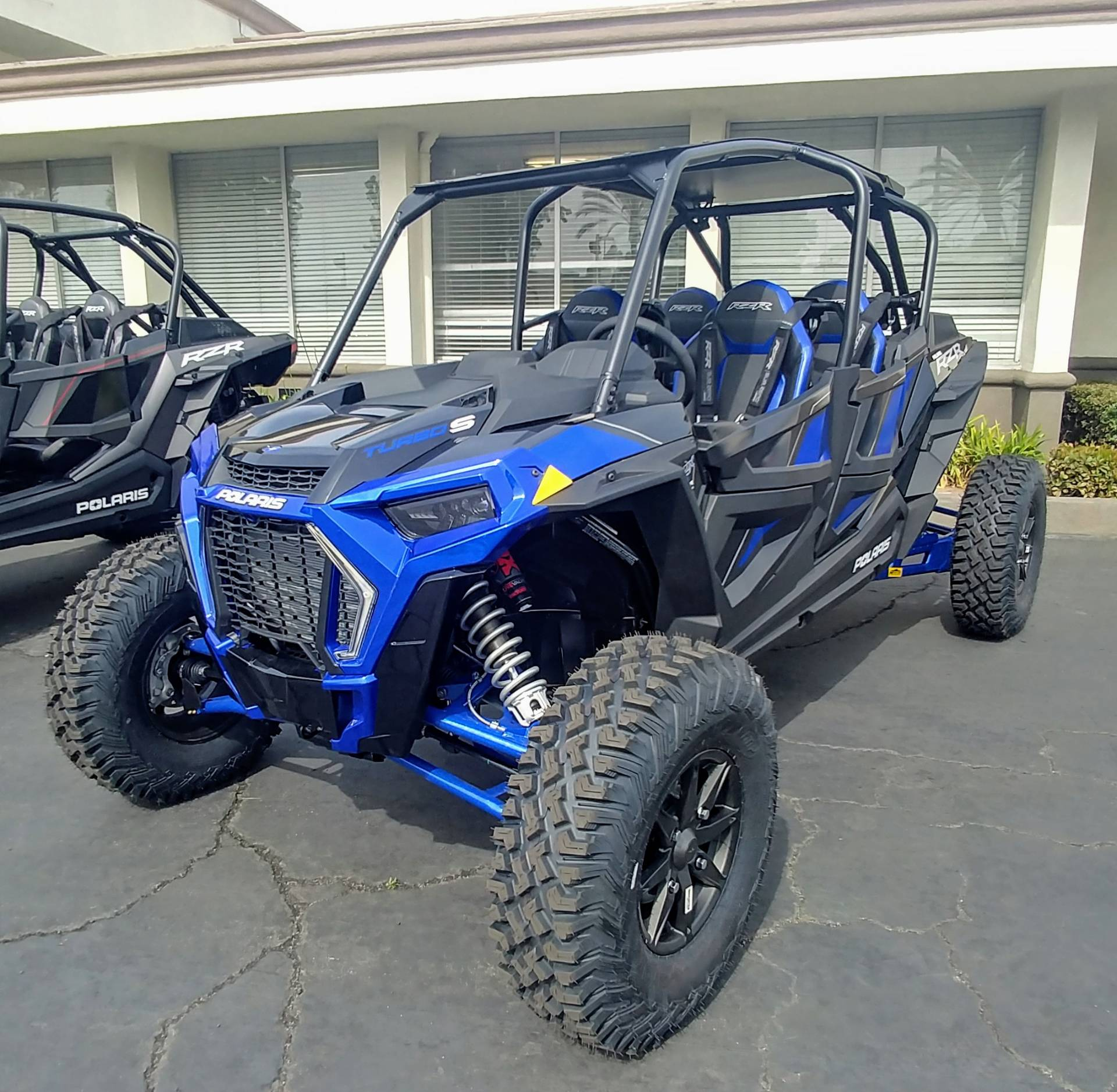 2019 Polaris RZR XP 4 Turbo S in Ontario, California - Photo 7