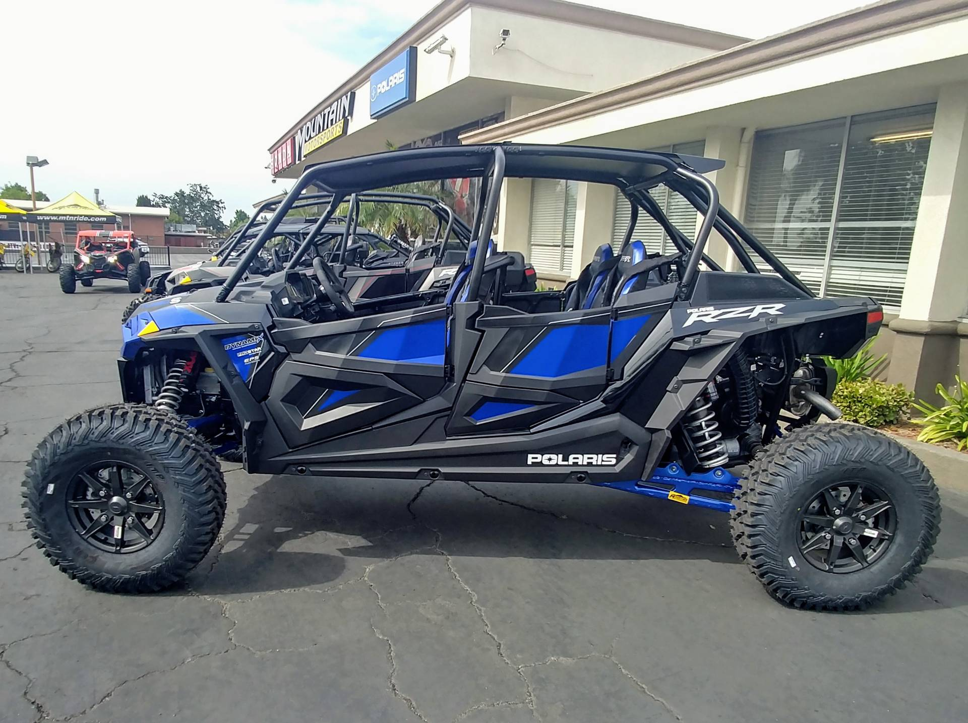 2019 Polaris RZR XP 4 Turbo S in Ontario, California - Photo 6