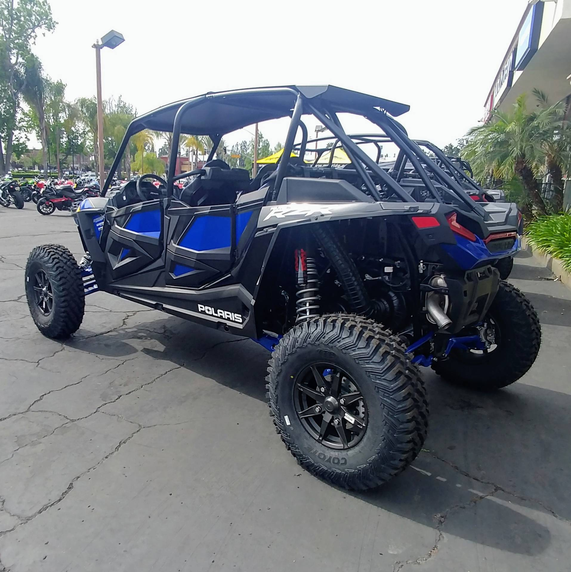 2019 Polaris RZR XP 4 Turbo S in Ontario, California - Photo 8