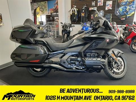2021 Honda Gold Wing Tour Automatic DCT in Ontario, California - Photo 1