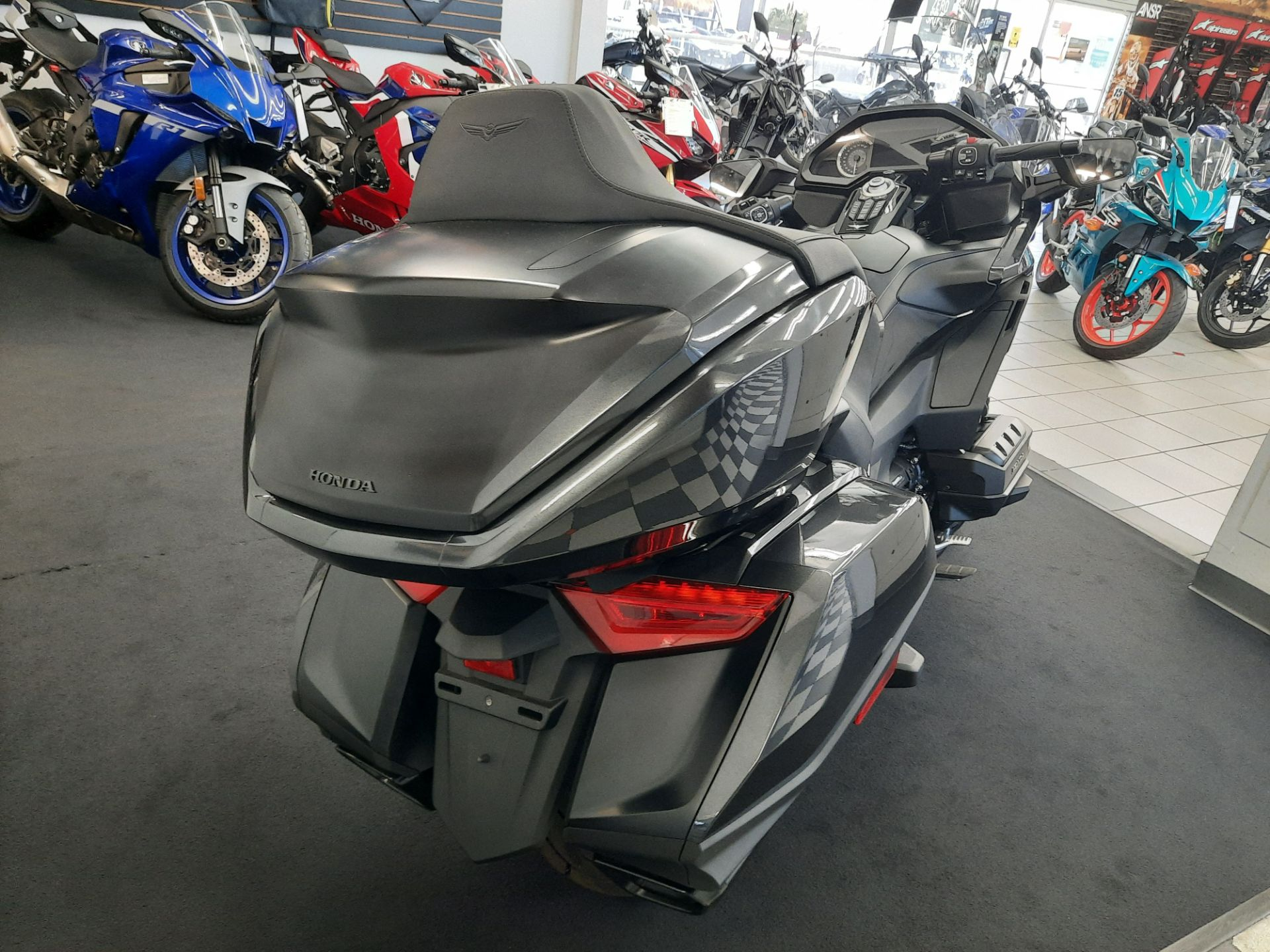 2021 Honda Gold Wing Tour Automatic DCT in Ontario, California - Photo 20