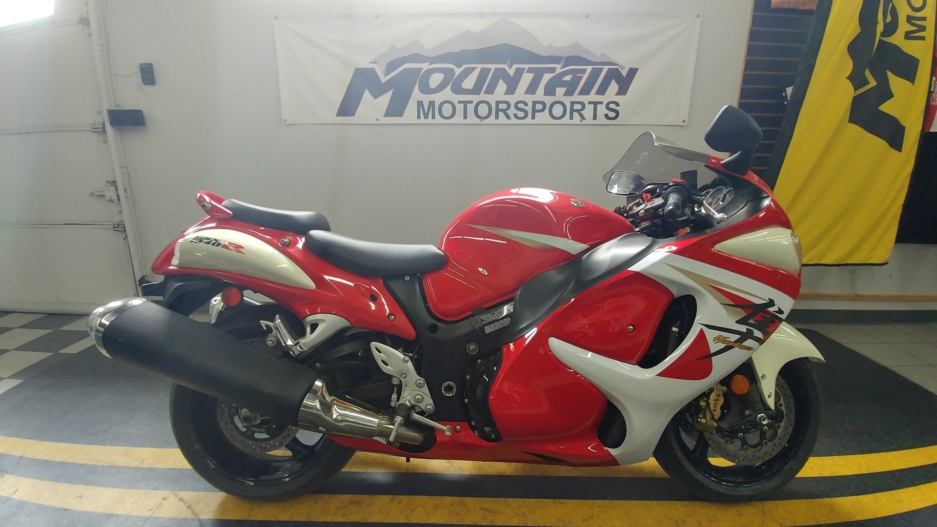 2014 Suzuki Hayabusa in Ontario, California