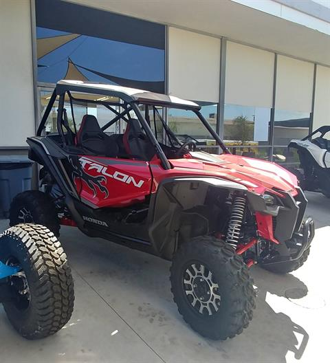 2019 Honda Talon 1000X in Ontario, California - Photo 4