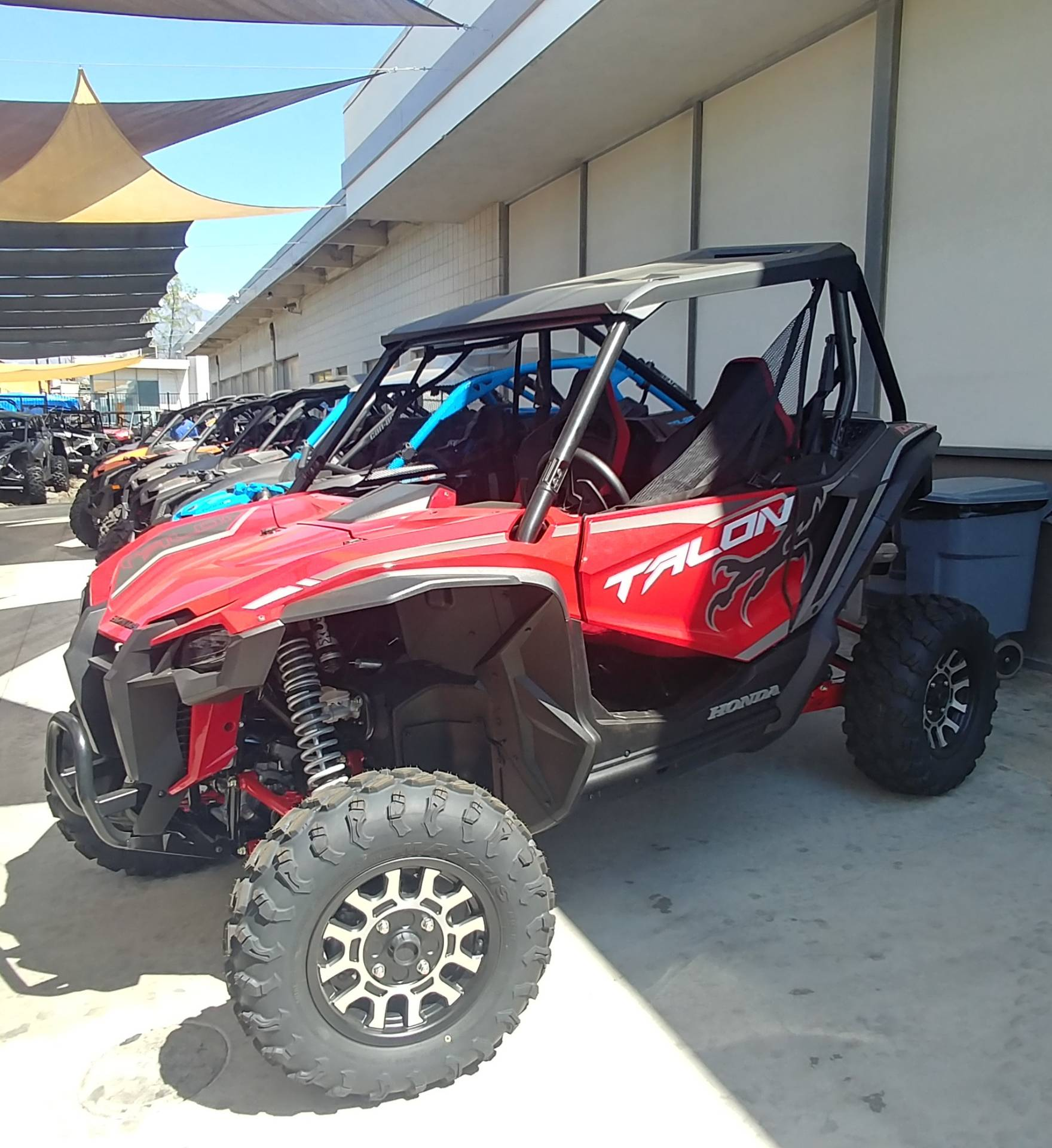 2019 Honda Talon 1000X in Ontario, California - Photo 3