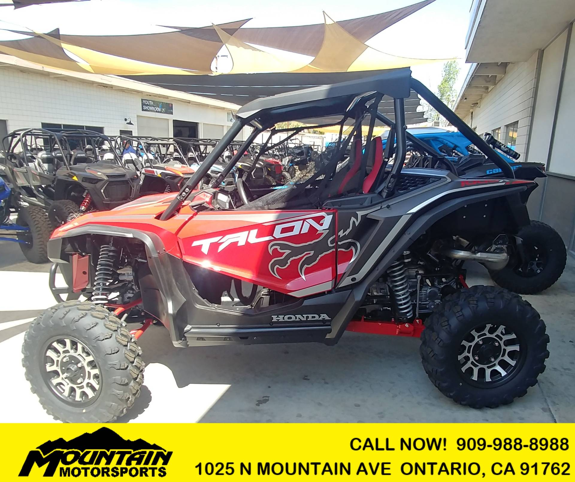 2019 Honda Talon 1000X in Ontario, California - Photo 1