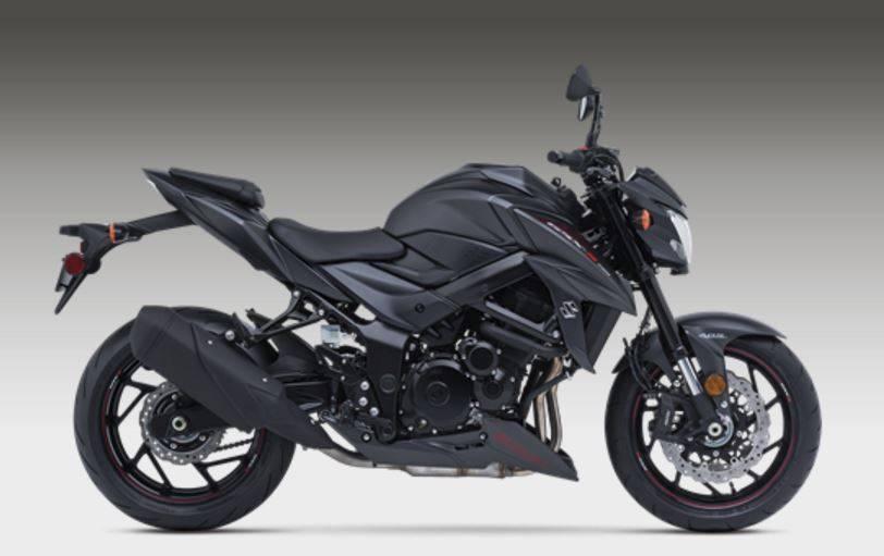 2018 Suzuki GSX-S750Z for sale 45304