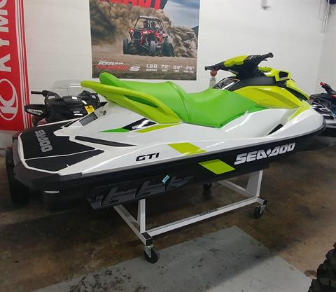 2019 Sea-Doo GTI 130 iBR in Ontario, California - Photo 3