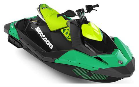 2021 Sea-Doo Spark Trixx 2up iBR in Ontario, California - Photo 13