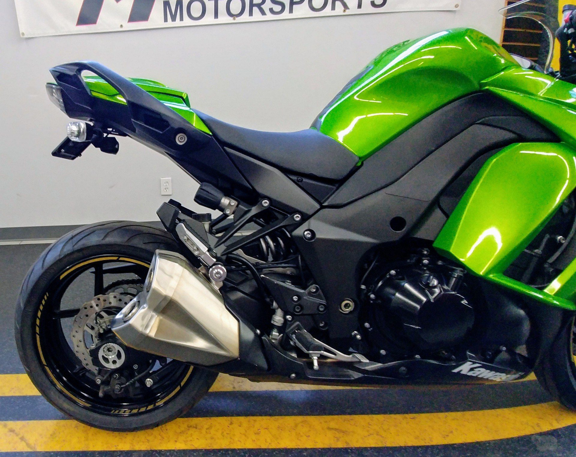 2014 Kawasaki Ninja® 1000 ABS in Ontario, California