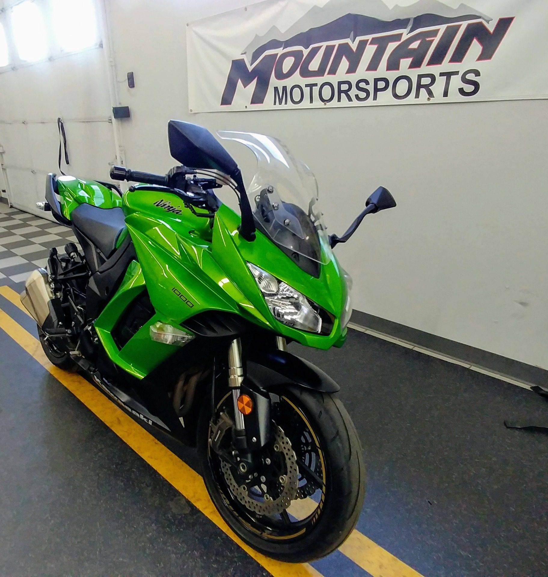2014 Kawasaki Ninja® 1000 ABS in Ontario, California - Photo 4