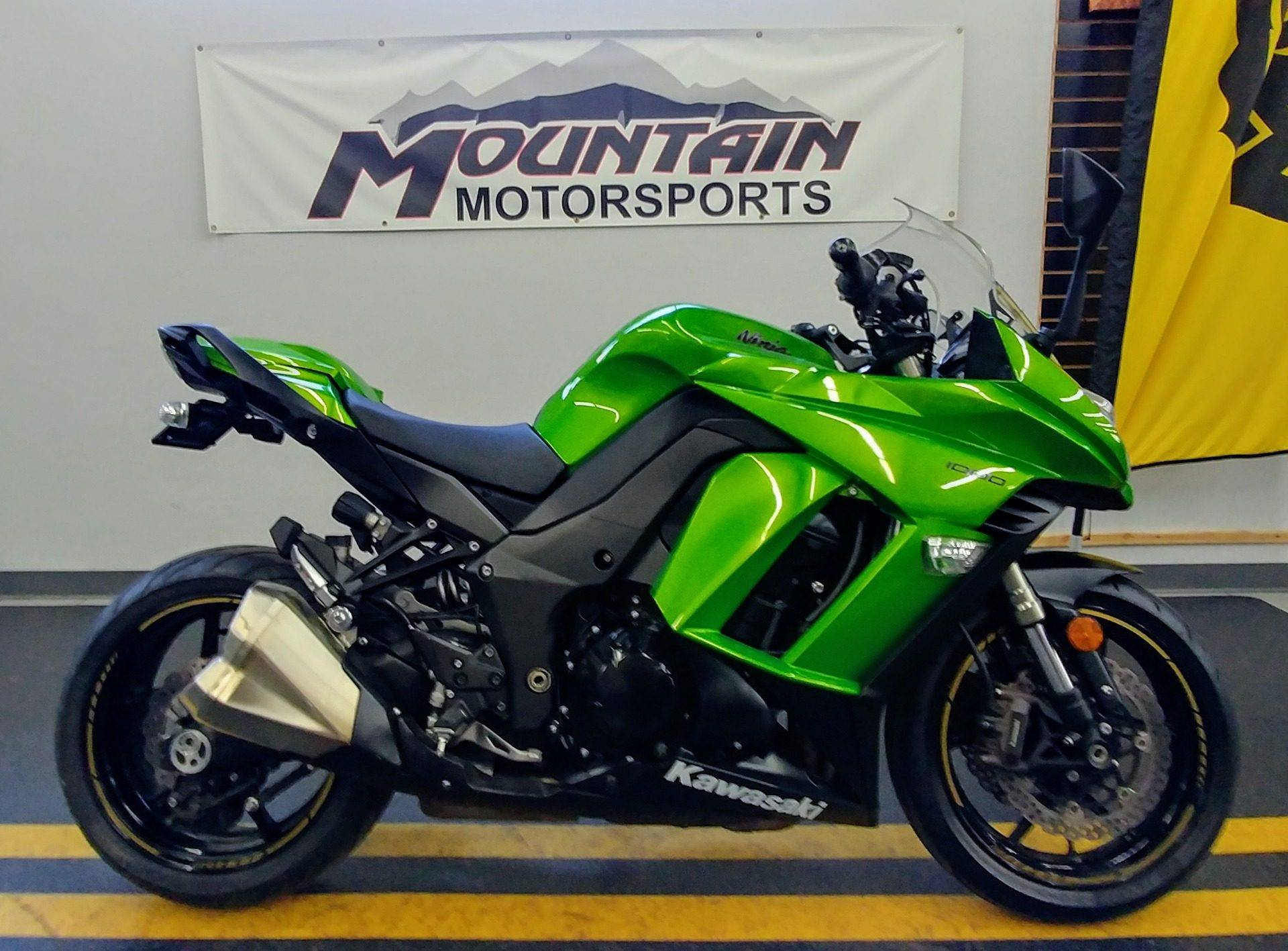 2014 Kawasaki Ninja® 1000 ABS in Ontario, California - Photo 3