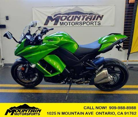2014 Kawasaki Ninja® 1000 ABS in Ontario, California - Photo 1