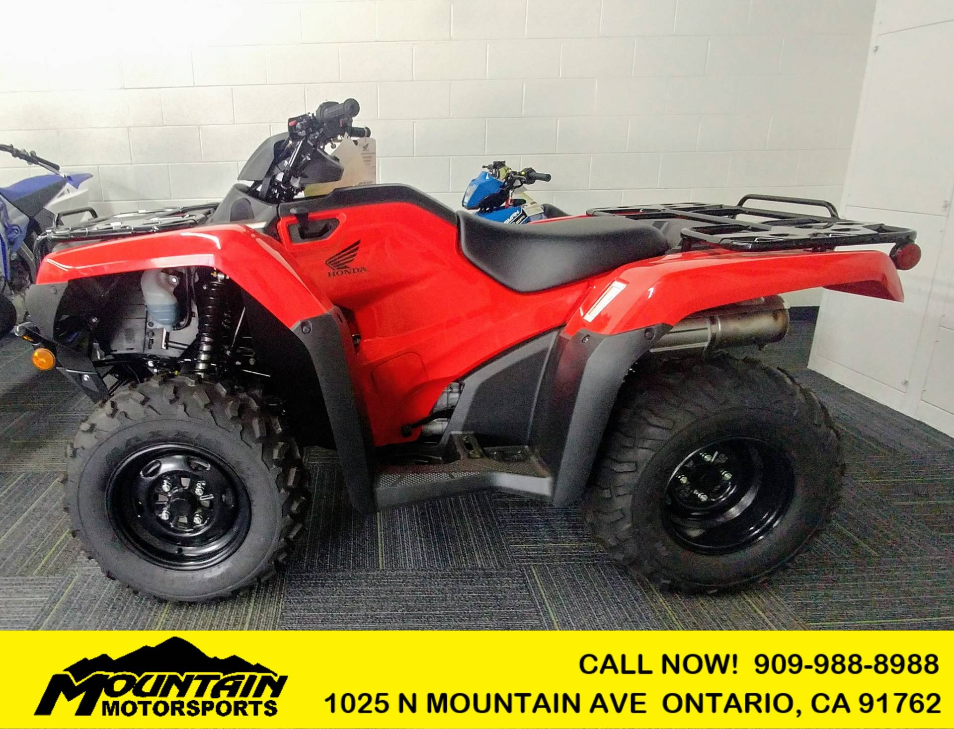 2020 Honda FourTrax Rancher 4x4 in Ontario, California - Photo 1