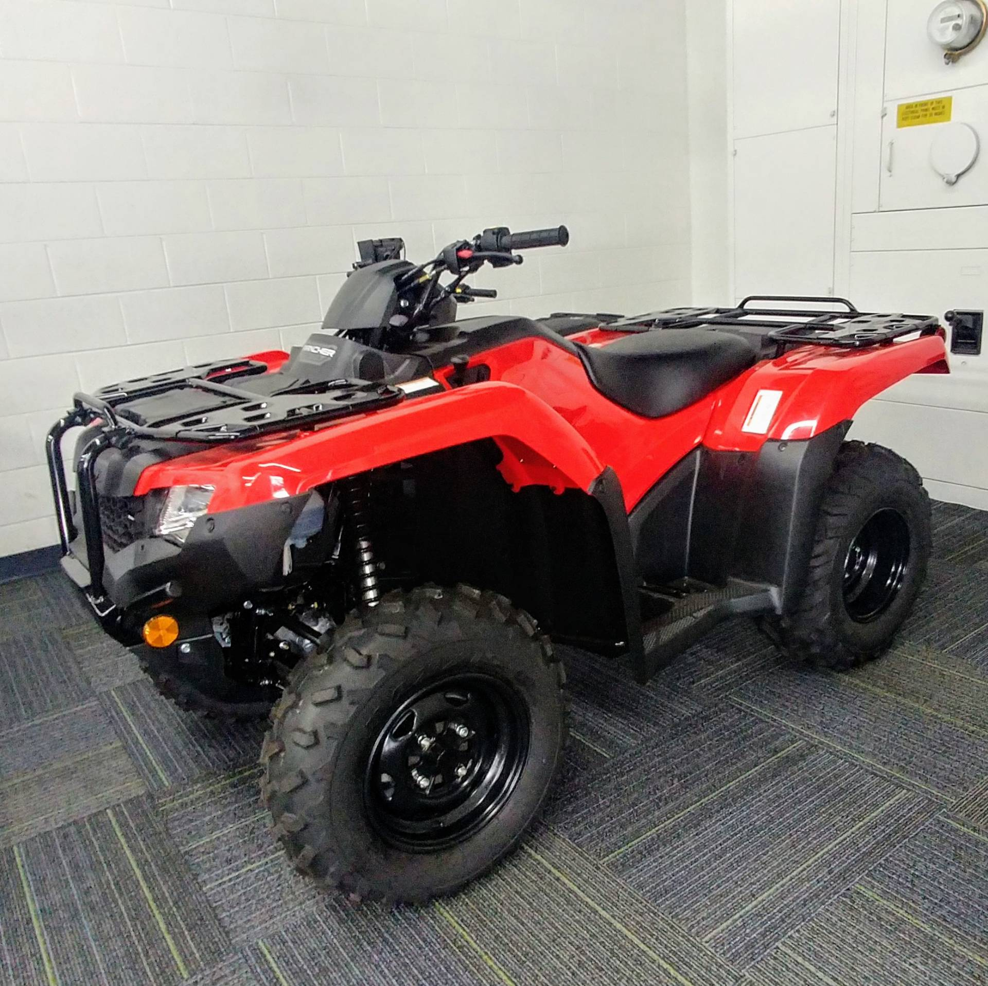 2020 Honda FourTrax Rancher 4x4 in Ontario, California - Photo 2