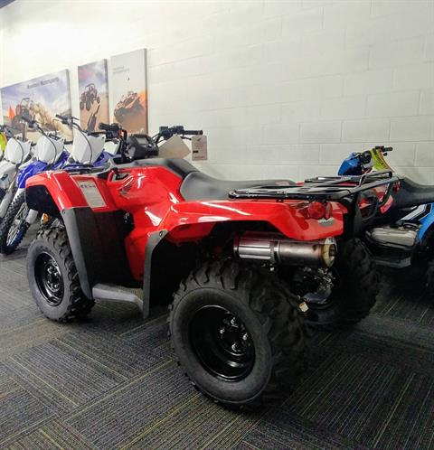 2020 Honda FourTrax Rancher 4x4 in Ontario, California - Photo 4