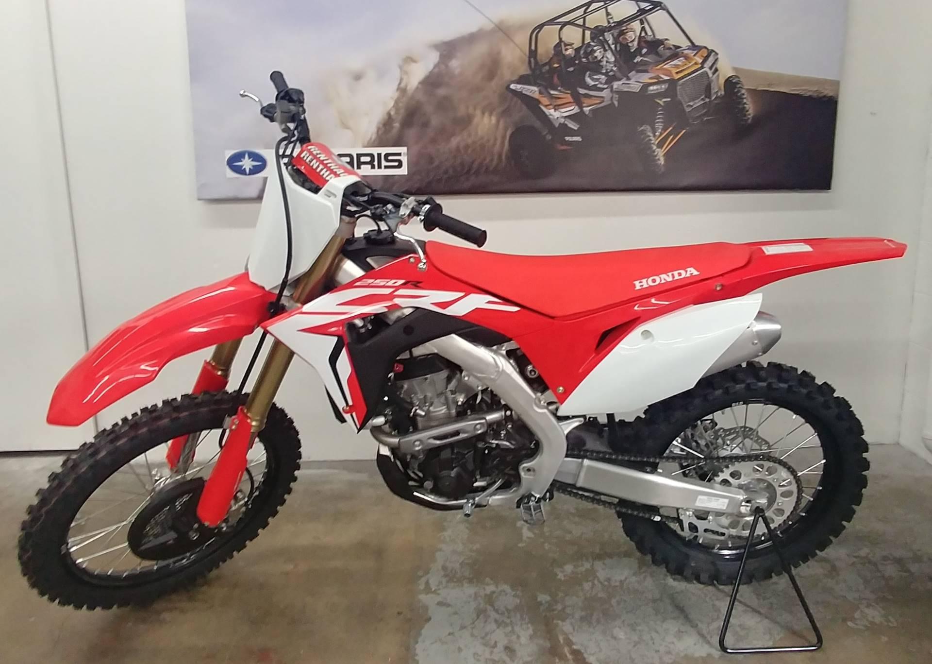 2019 Honda CRF250R for sale 891