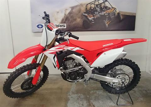2019 Honda CRF250R in Ontario, California - Photo 2