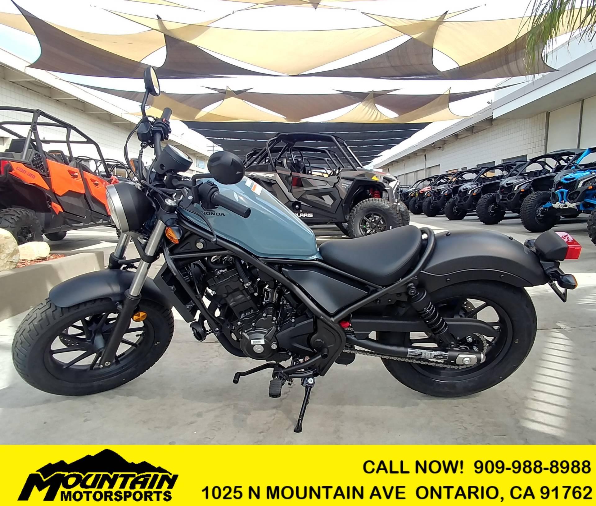 2019 Honda Rebel 300 for sale 77411