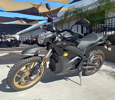 2018 Zero Motorcycles DSR ZF14.4 + Charge Tank in Ontario, California