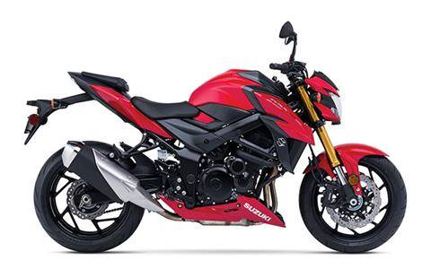 2018 Suzuki GSX-S750 in Ontario, California