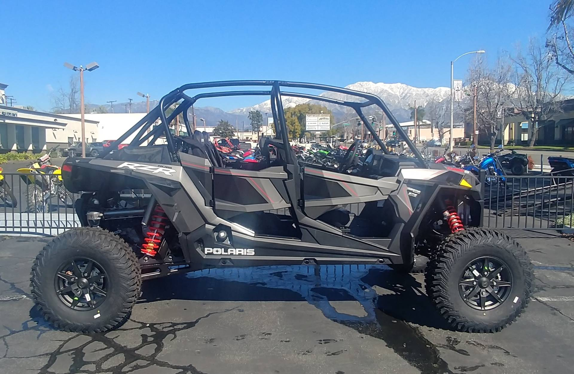 2019 Polaris RZR XP 4 Turbo S Velocity in Ontario, California - Photo 2