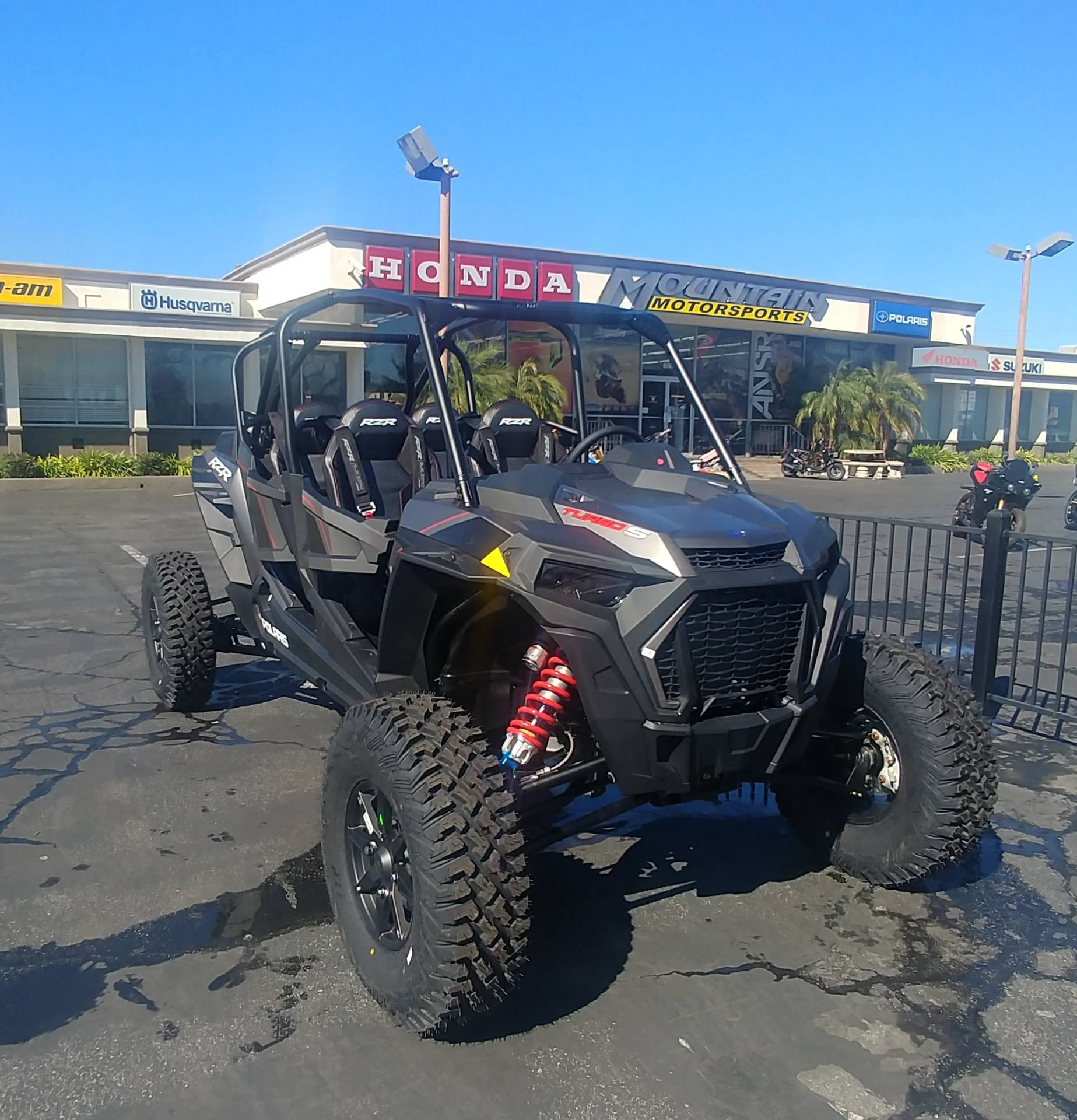 2019 Polaris RZR XP 4 Turbo S Velocity in Ontario, California - Photo 5