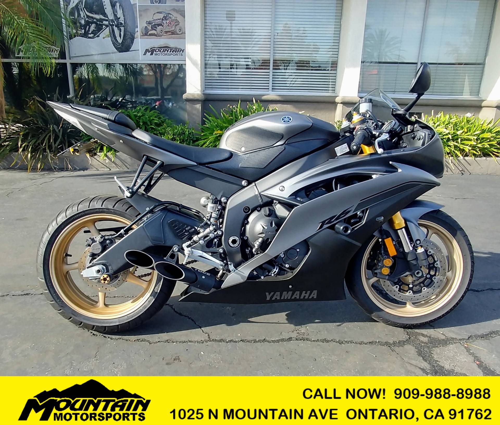 2014 Yamaha YZF-R6 for sale 242170