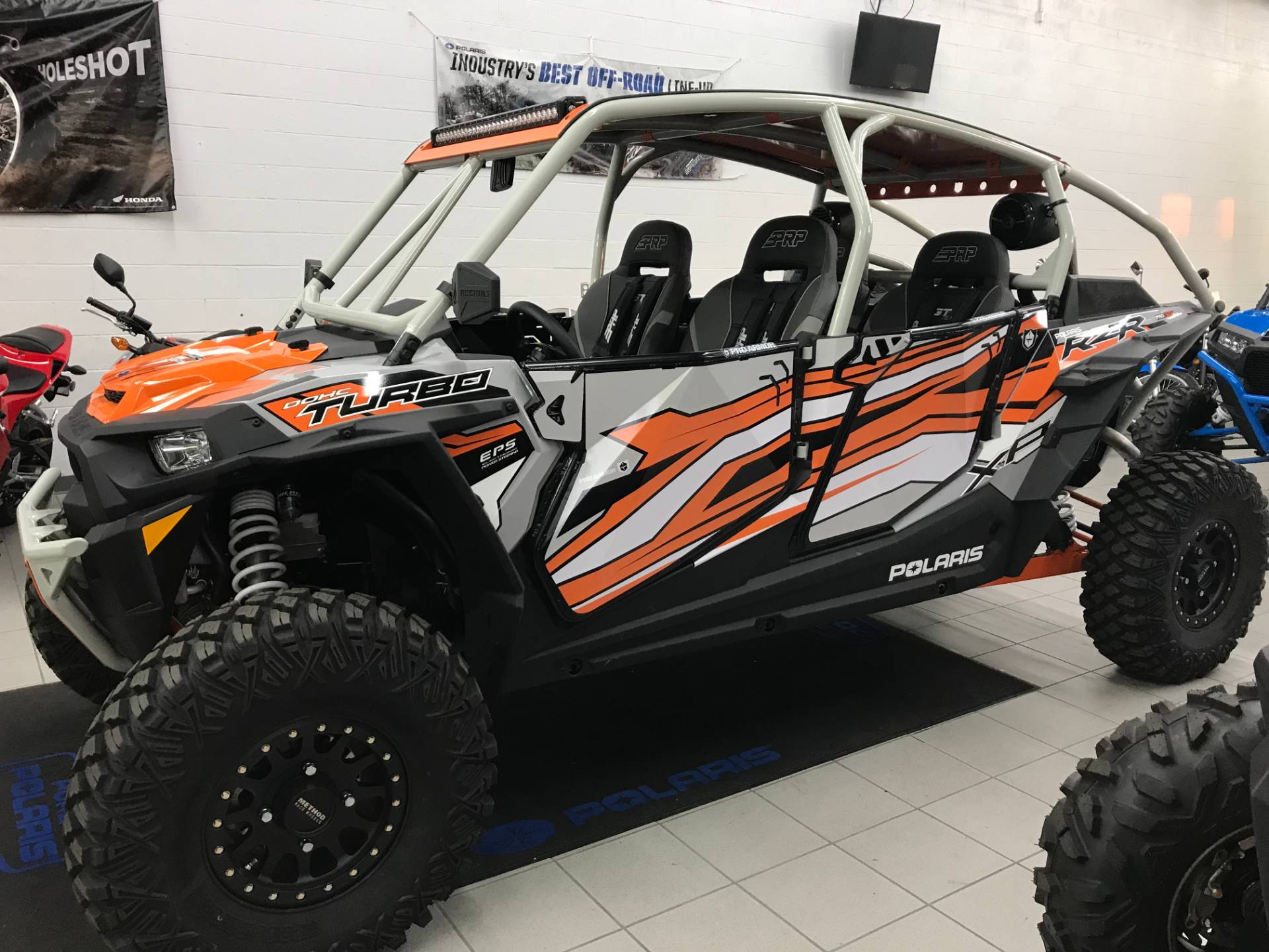 2018 Polaris RZR XP 4 Turbo EPS for sale 76910