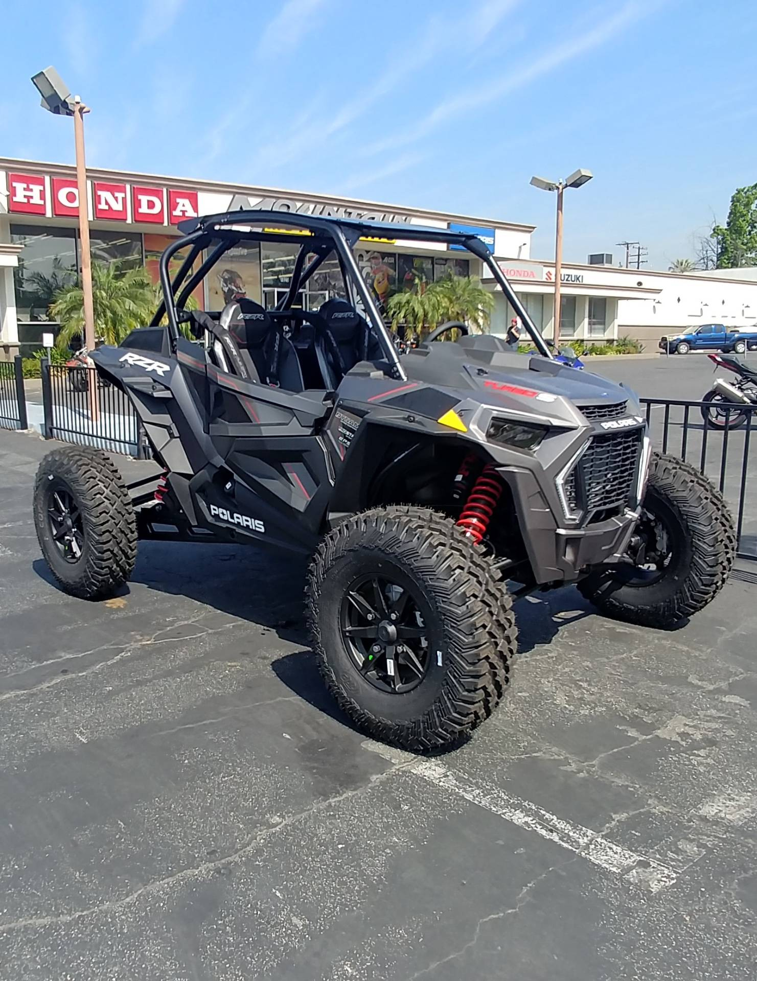 2019 Polaris RZR XP Turbo S in Ontario, California - Photo 4