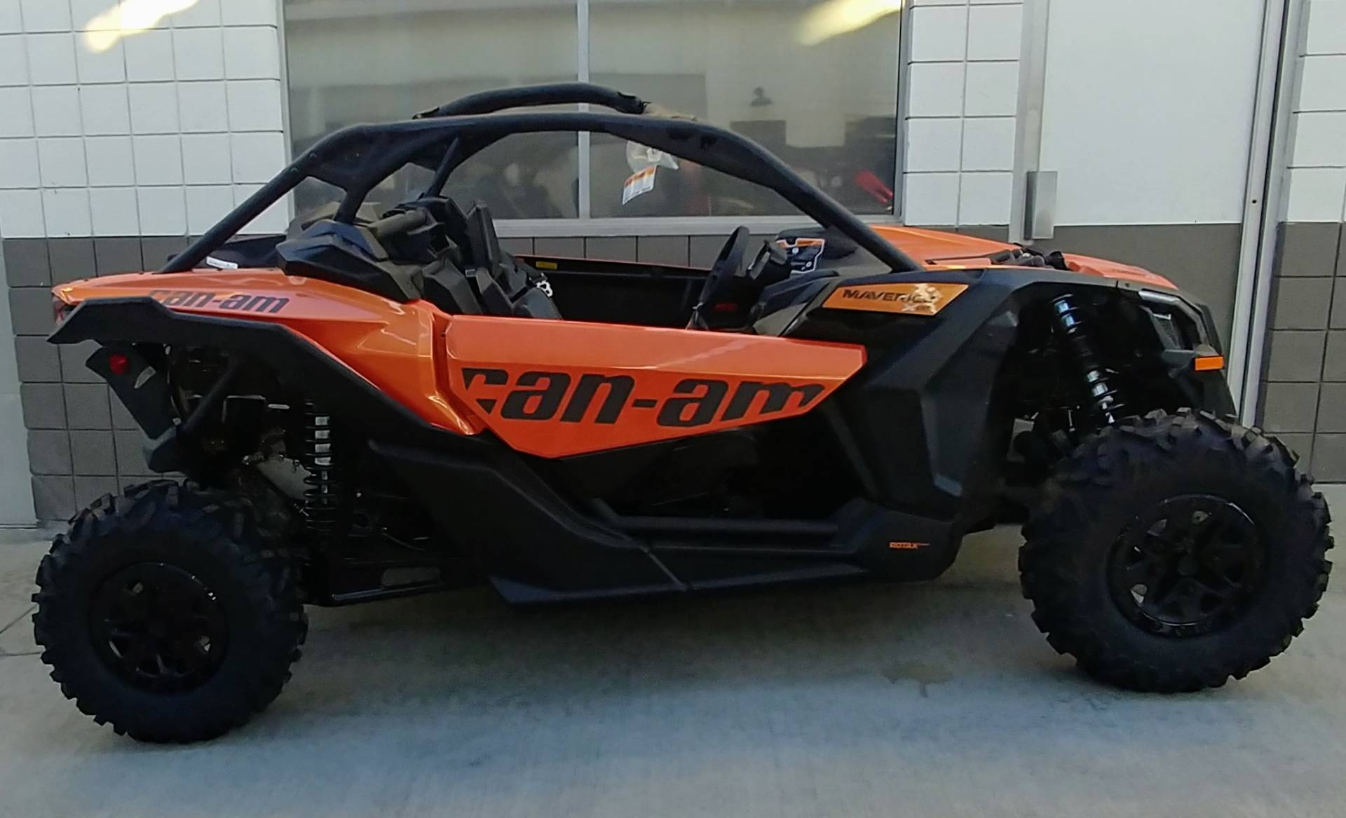 2019 Can-Am™ Maverick X3 X ds Turbo R 3