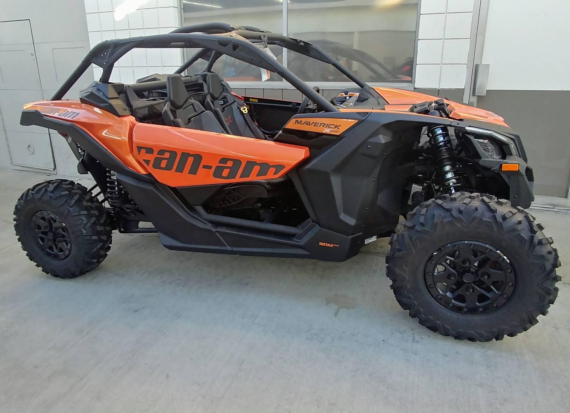 2019 Can-Am™ Maverick X3 X ds Turbo R 2