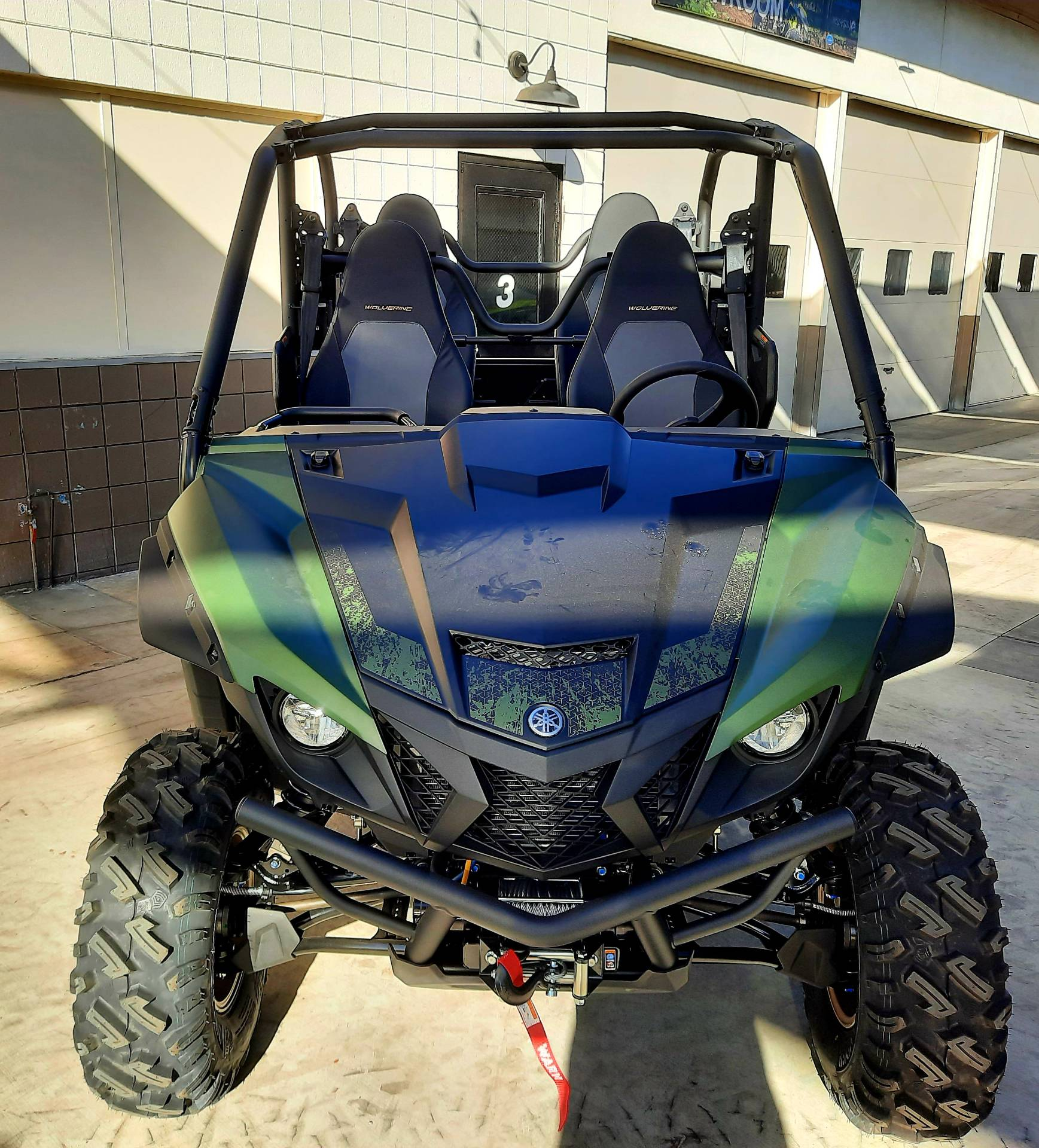 2021 Yamaha Wolverine X4 XT-R 850 in Ontario, California - Photo 7